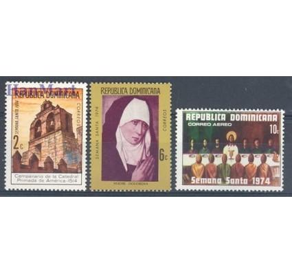 Dominikana 1974 Mi 1059-1061 Czyste **