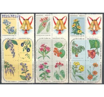 Znaczek Kuba 1969 Mi 1535-1560 Czyste **