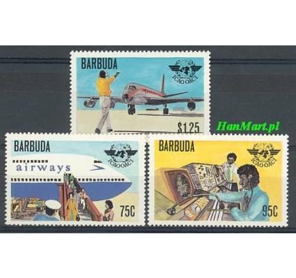 Znaczek Barbuda 1979 Mi 447-449 Czyste **