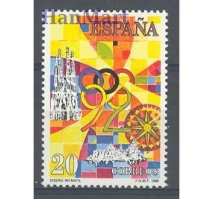 Znaczek Hiszpania 1990 Mi 2926 Czyste **