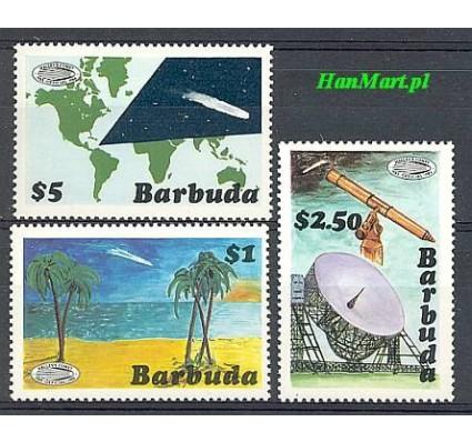 Barbuda 1986 Mi 872-874 Czyste **