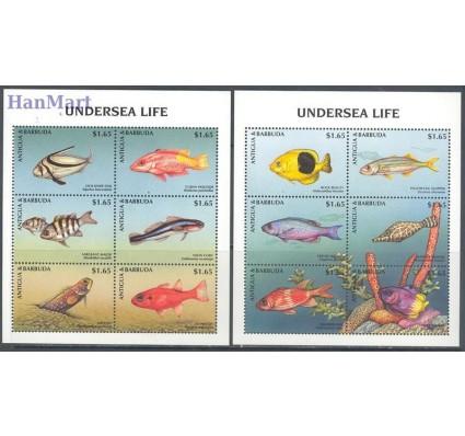 Znaczek Antigua i Barbuda 1998 Mi ark 2661-2672 Czyste **