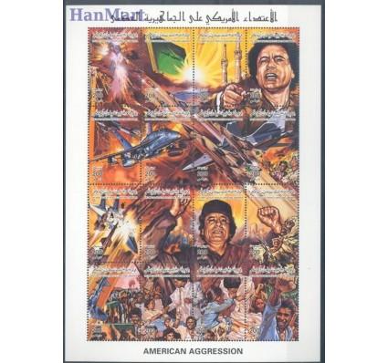 Znaczek Libia 1997 Mi 2503-2518 Czyste **
