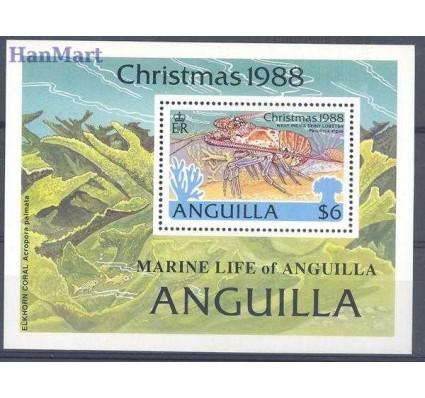 Znaczek Anguilla 1988 Mi bl 81 Czyste **