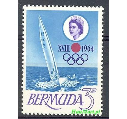 Znaczek Bermudy 1964 Mi 184 Czyste **