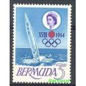 Bermudy 1964 Mi 184 Czyste **