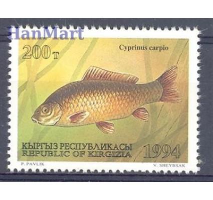 Znaczek Kirgistan 1994 Mi 48 Czyste **