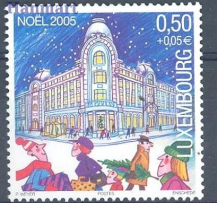 Znaczek Luksemburg 2005 Mi 1694 Czyste **