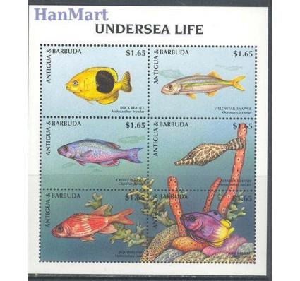 Znaczek Antigua i Barbuda 1998 Mi ark 2667-2672 Czyste **