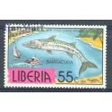 Liberia 1977 Mi 1043 Czyste **
