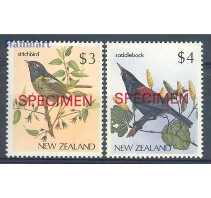Znaczek Nowa Zelandia 1986 Mi 960-961 Czyste **