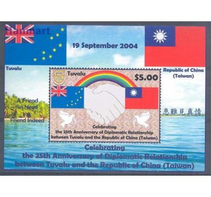 Znaczek Tuvalu 2004 Mi bl 118 Czyste **