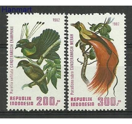 Znaczek Indonezja 1982 Mi 1081-1082 Czyste **