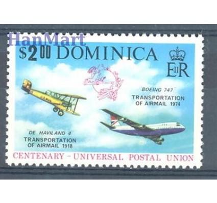 Znaczek Dominika 1974 Mi 418 Czyste **