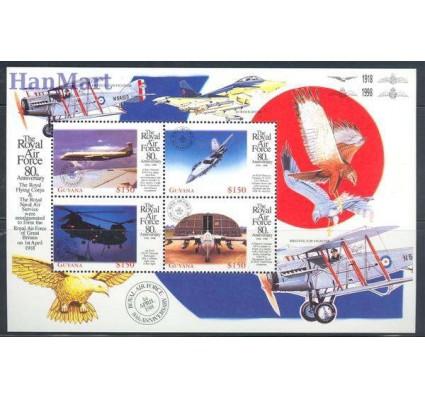 Znaczek Gujana 1998 Mi 6389-6392 Czyste **