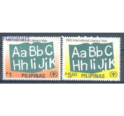 Znaczek Filipiny 1990 Mi 1993-1994 Czyste **