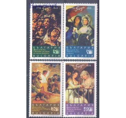 Znaczek Bułgaria 1996 Mi 4232-4235 Czyste **