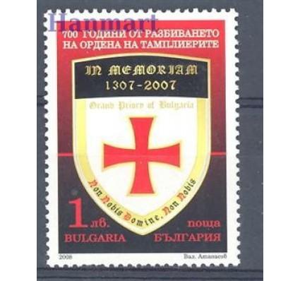 Znaczek Bułgaria 2008 Mi 4867 Czyste **