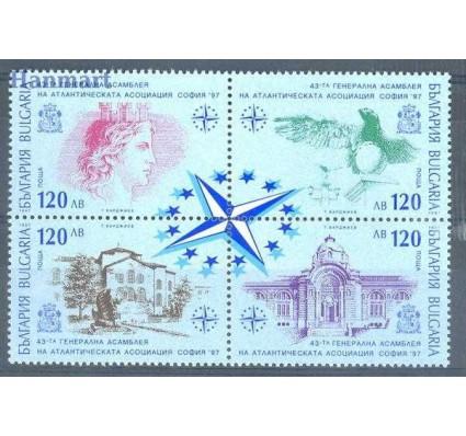 Znaczek Bułgaria 1997 Mi 4304-4307 Czyste **