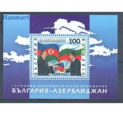 Znaczek Bułgaria 2007 Mi bl 292 Czyste **