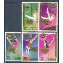 Korea Północna 1983 Mi 2130-2134 Czyste **