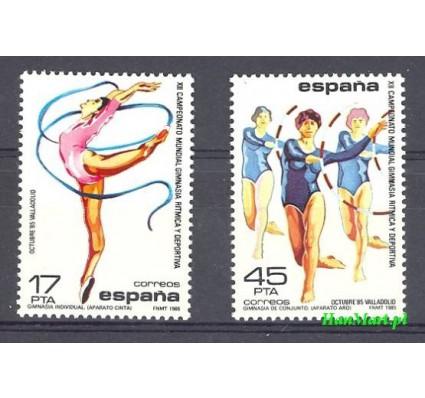 Hiszpania 1985 Mi 2696-2697 Czyste **