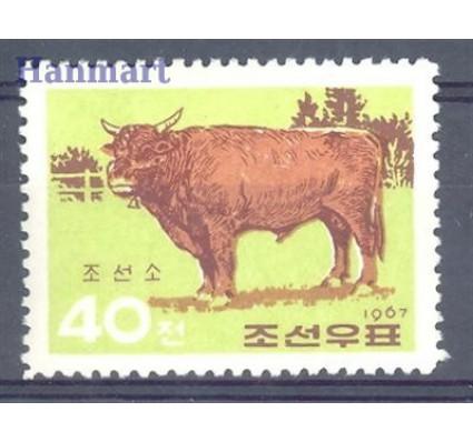 Znaczek Korea Północna 1967 Mi 771 Czyste **