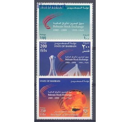 Znaczek Bahrajn 1999 Mi 676-678 Czyste **