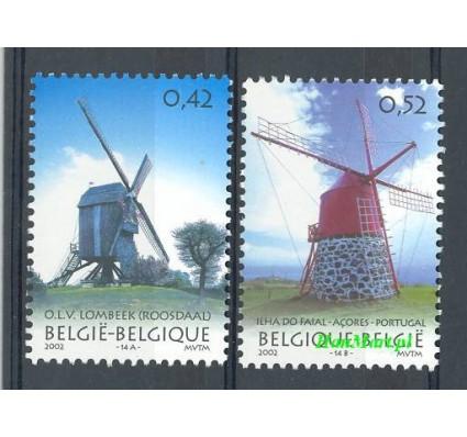 Znaczek Belgia 2002 Mi 3141-3142 Czyste **