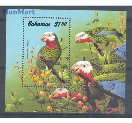 Znaczek Bahamy 1990 Mi bl 62 Czyste **