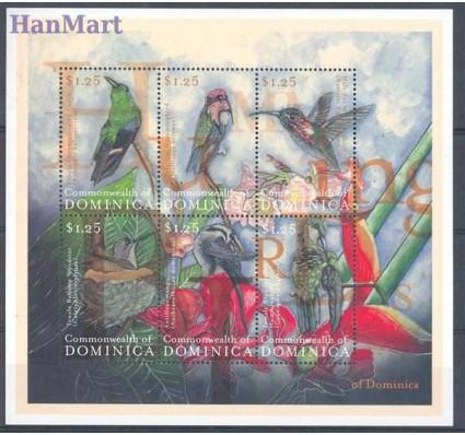 Znaczek Dominika 2001 Mi 3054-3059 Czyste **