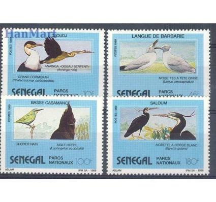 Znaczek Senegal 1989 Mi 1051-1054 Czyste **