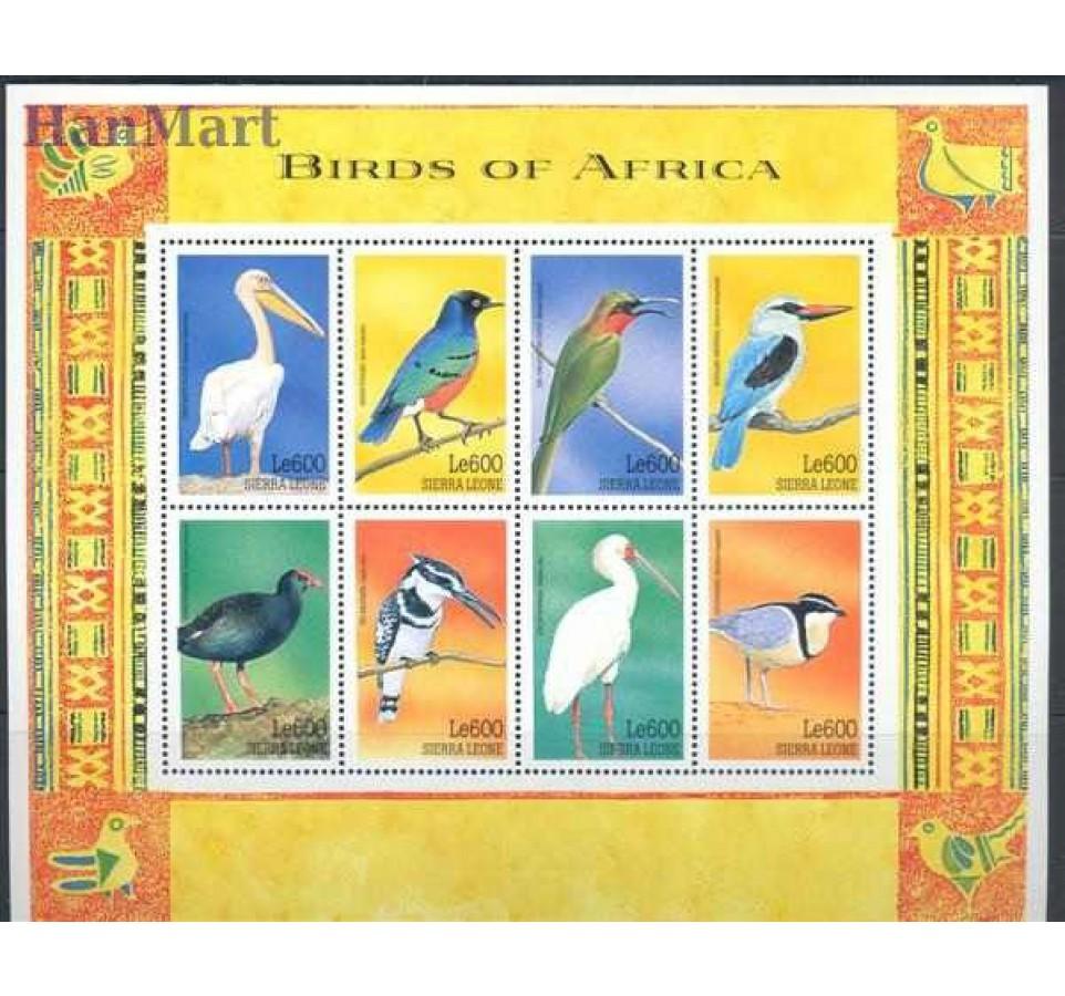 Sierra Leone 1999 Mi 3214-3221 Czyste **
