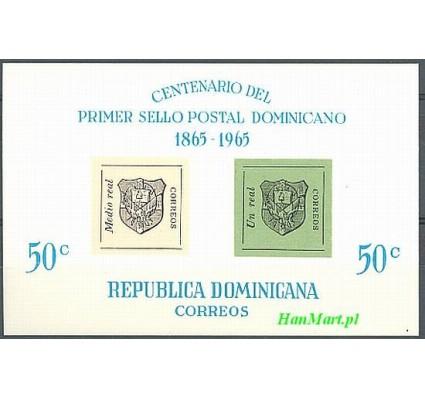 Dominikana 1965 Mi bl 35 Czyste **