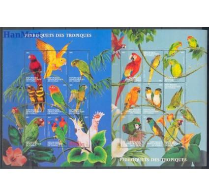 Znaczek Kongo Kinszasa / Zair 2000 Mi 1504-1521 Czyste **