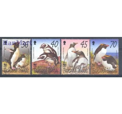 Znaczek Falklandy 2002 Mi 855-858 Czyste **