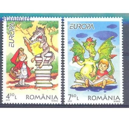 Znaczek Rumunia 2010 Mi 6427-6428 Czyste **