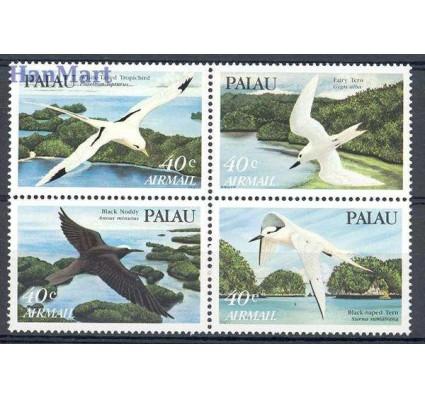 Znaczek Palau 1984 Mi 47-50 Czyste **