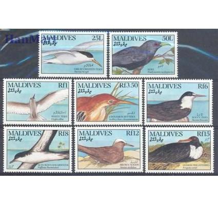 Znaczek Malediwy 1990 Mi 1434-1441 Czyste **