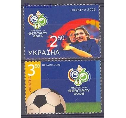 Znaczek Ukraina 2006 Mi 789-790 Czyste **