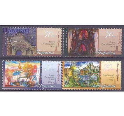 Znaczek Ukraina 2006 Mi 792-795 Czyste **