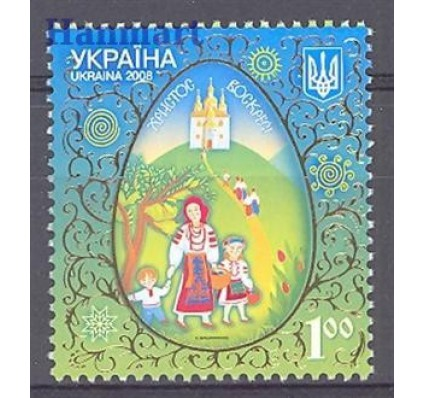 Znaczek Ukraina 2008 Mi 951 Czyste **