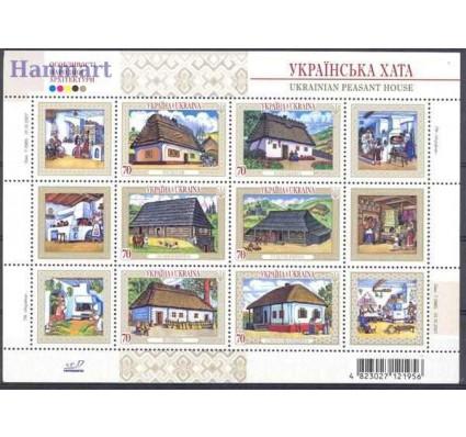 Znaczek Ukraina 2007 Mi bl 63 Czyste **
