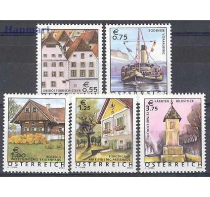 Znaczek Austria 2003 Mi 2415-2419 Czyste **