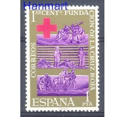 Znaczek Hiszpania 1963 Mi 1427 Czyste **