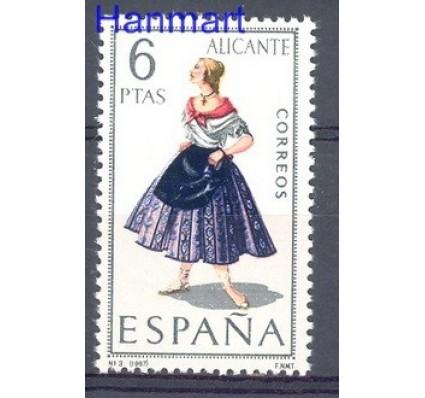 Hiszpania 1967 Mi 1664 Czyste **