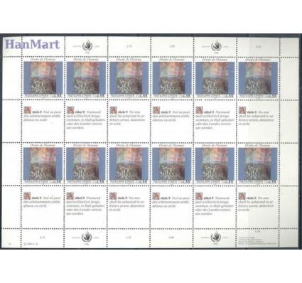 Znaczek Narody Zjednoczone Genewa 1990 Mi ark 192-193 Czyste **