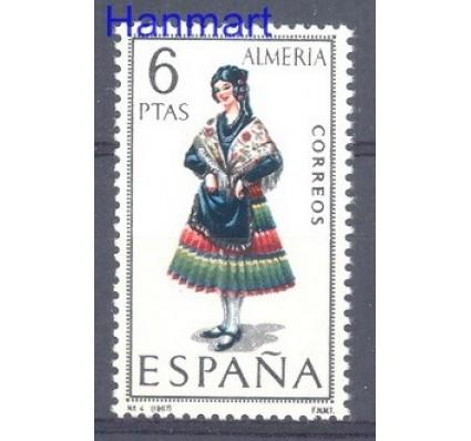 Hiszpania 1967 Mi 1681 Czyste **