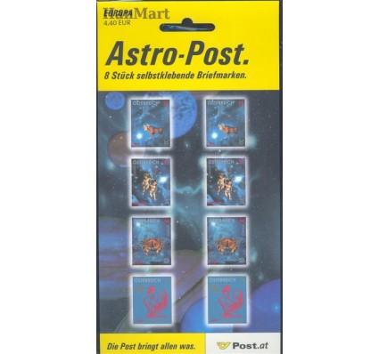 Austria 2005 Mi fol 2522-2525 Czyste **