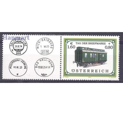 Znaczek Austria 2002 Mi zf 2380 Czyste **